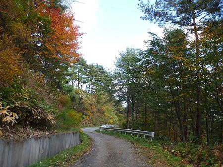 林道を行く05(2011.10.18)