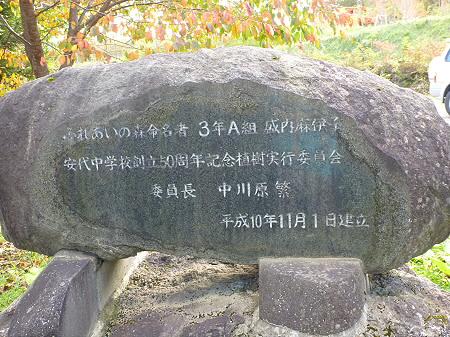 林道を行く07(2011.10.18)