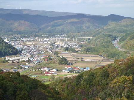 林道を行く17(2011.10.18)