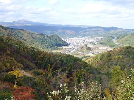 林道を行く18(2011.10.18)