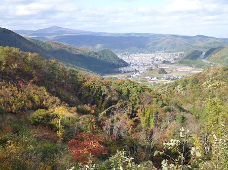 林道を行く20(2011.10.18)