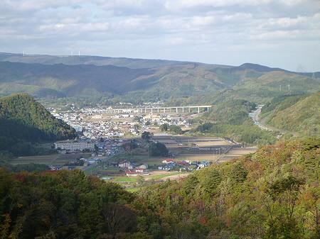 林道を行く21(2011.10.18)