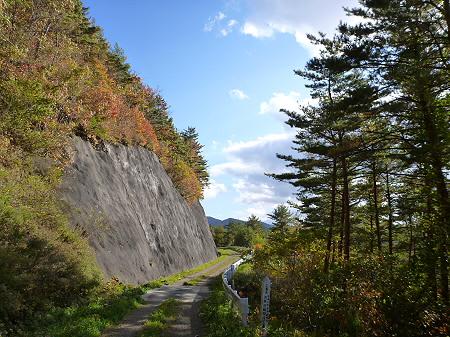 林道を行く23(2011.10.18)