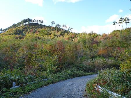 林道を行く37(2011.10.18)
