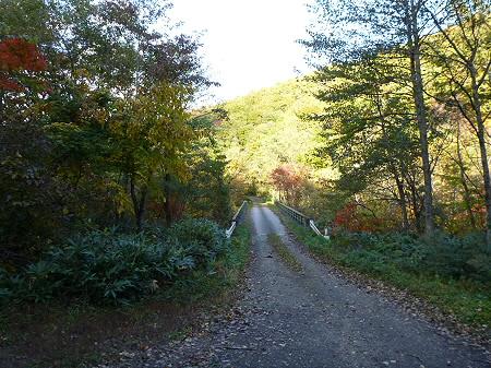 林道を行く41(2011.10.18)