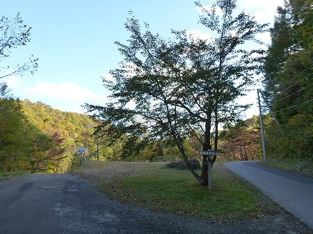 林道を行く46(2011.10.18)
