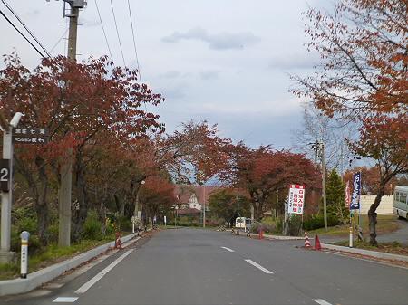 八幡平温泉郷の紅葉12(2011.11.2)
