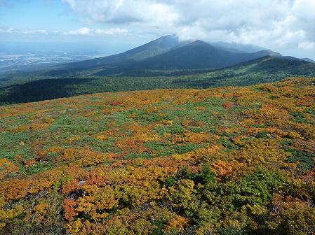 三ツ石山へ行ってみた01(2010.10.1)