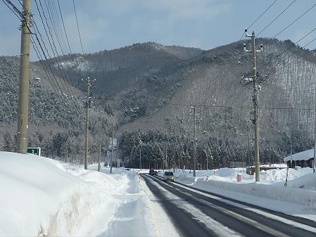 マニハチ探検隊01(2011.2.11)雪景色