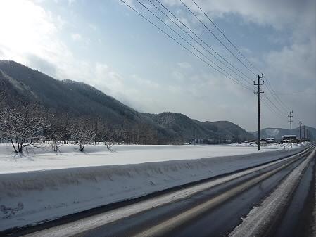 マニハチ探検隊03(2011.2.11)雪景色