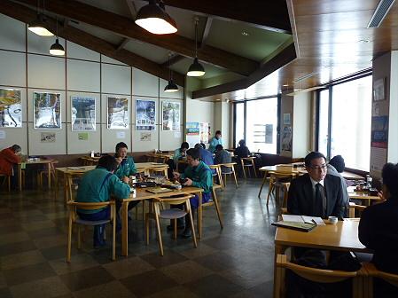 マニハチ探検隊27(2011.2.11)御食事処かたるべ