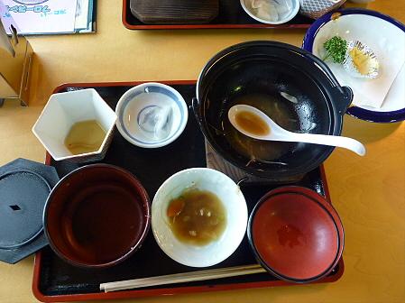 マニハチ探検隊36(2011.2.11)御食事処かたるべ