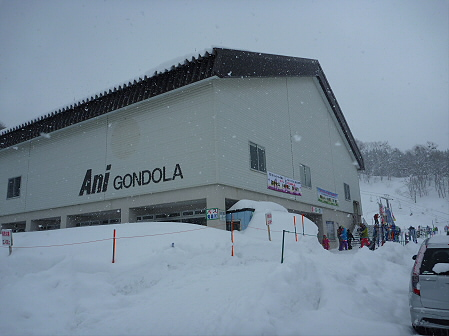 マニハチ探検隊31(2011.2.11)阿仁スキー場