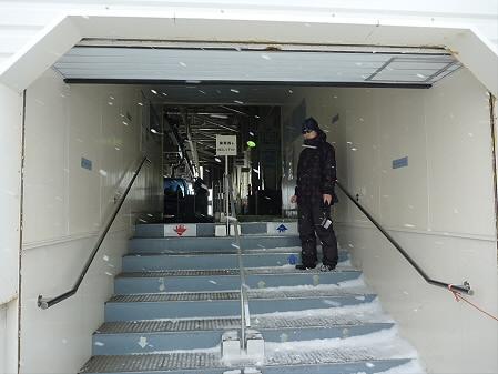 マニハチ探検隊42(2011.2.11)阿仁スキー場