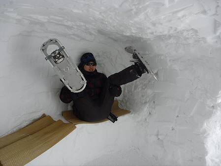 マニハチ探検隊49(2011.2.11)阿仁スキー場