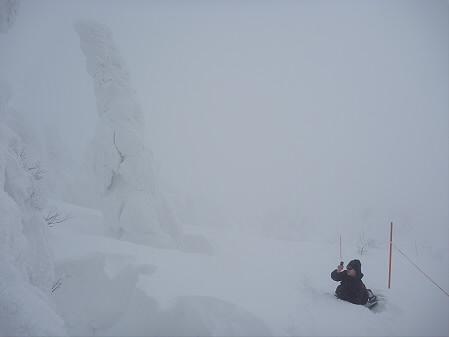マニハチ探検隊52(2011.2.11)阿仁スキー場