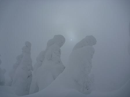 マニハチ探検隊53(2011.2.11)阿仁スキー場