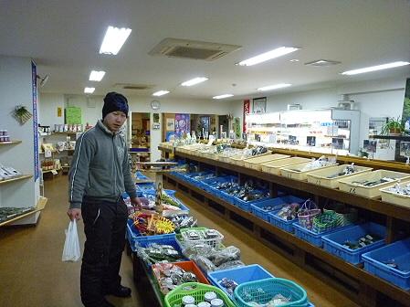マニハチ探検隊67(2011.2.11)道の駅あに