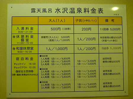 マニハチ探検隊81(2011.2.11)水沢温泉