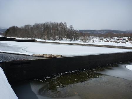 松川温水路03(2011.3.9)