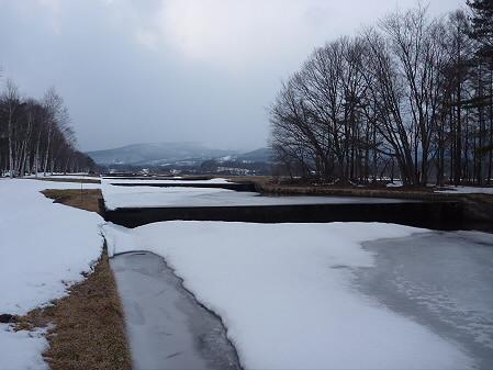 松川温水路05(2011.3.29)
