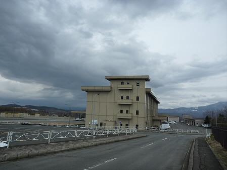 岩手県自動車運転免許試験場(2011.4.11)