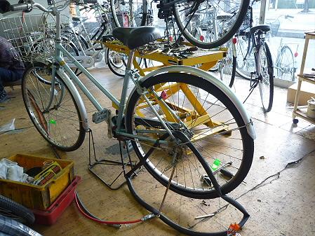 自転車修理04(2011.4.16)