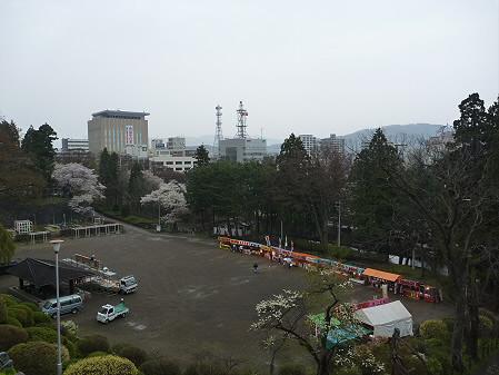 盛岡城跡公園の桜04(2011.4.30)
