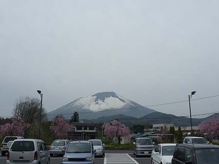 道の駅にしね12(2011.5.11)