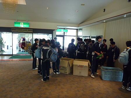 教育旅行姫神登山01(2011.5.13)