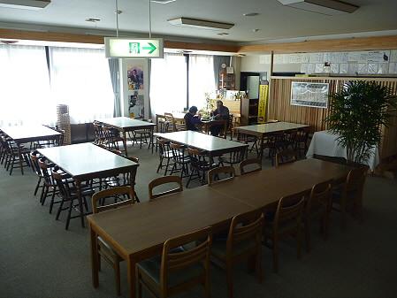松川荘 いわなと山菜天丼03(2011.5.15)