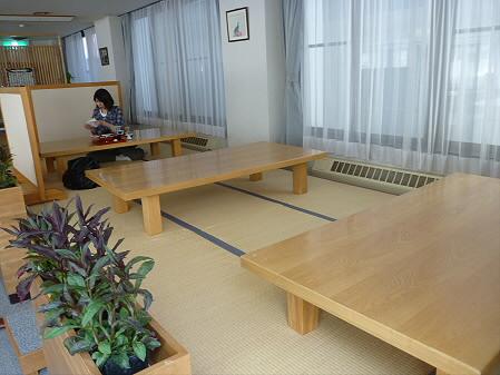 松川荘 いわなと山菜天丼04(2011.5.15)