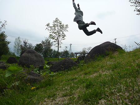 ジャンプ!01(2011.5.20)