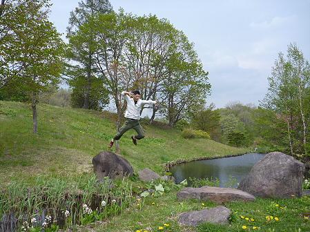 ジャンプ!02(2011.5.20)