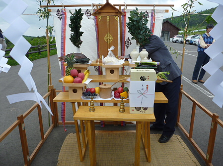 七時雨山の神事05(2011.6.5)
