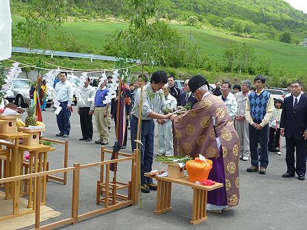 七時雨山の神事11(2011.6.5)
