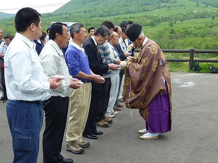 七時雨山の神事13(2011.6.5)