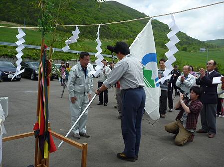七時雨山の神事14(2011.6.5)