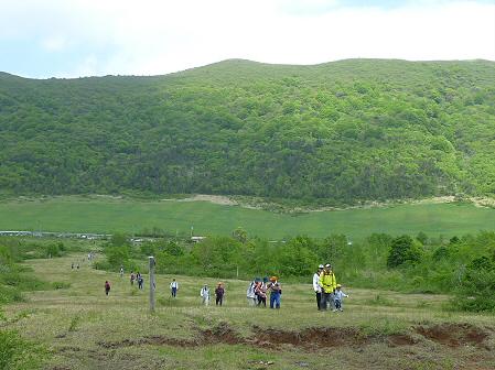 七時雨山開き登山01(2011.6.5)