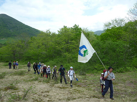 七時雨山開き登山02(2011.6.5)