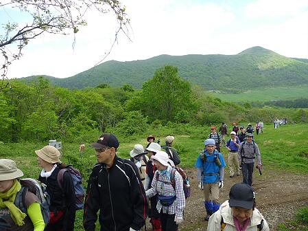 七時雨山開き登山05(2011.6.5)