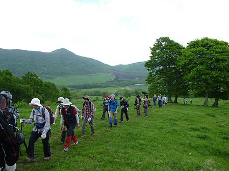 七時雨山開き登山07(2011.6.5)