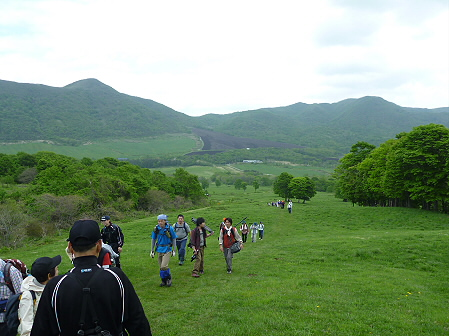 七時雨山開き登山09(2011.6.5)