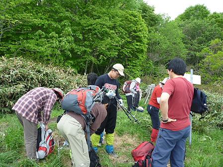 七時雨山開き登山18(2011.6.5)