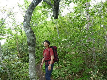 七時雨山開き登山28(2011.6.5)