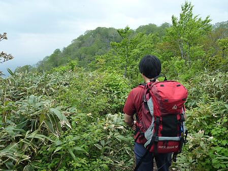 七時雨山開き登山31(2011.6.5)