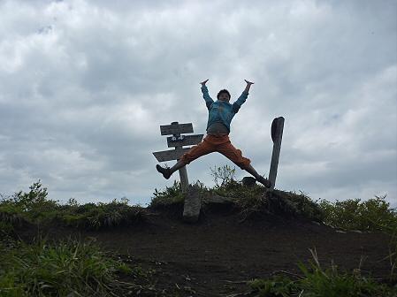 七時雨山開き登山50(2011.6.5)