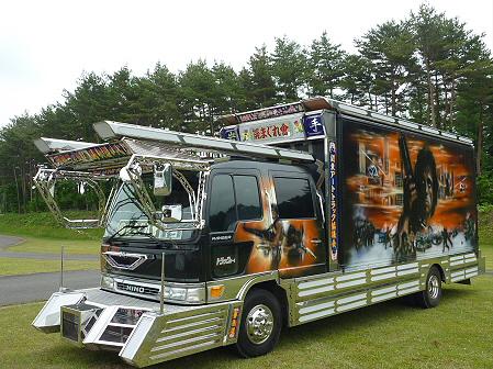 2011ノスタルジック カーミーティングin岩手27(2011.6.18)