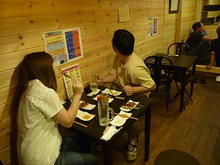 やきとり居酒屋BlLUEバード03(2011.7.1)