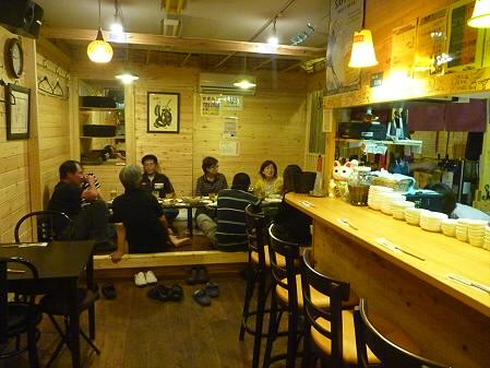 やきとり居酒屋BlLUEバード02(2011.7.1)